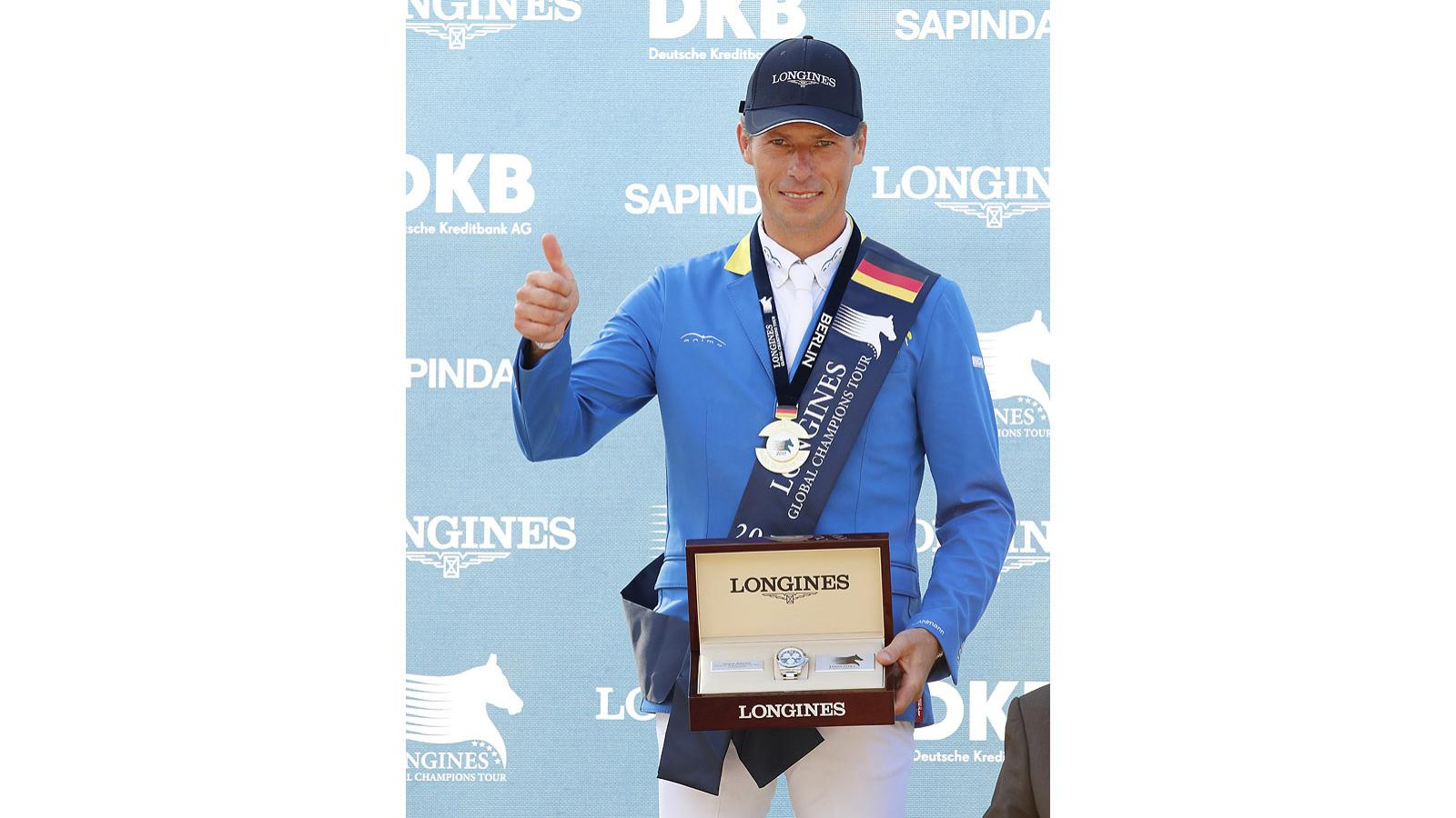 Longines Global Champions Tour of Berlin; Jumping; 2017