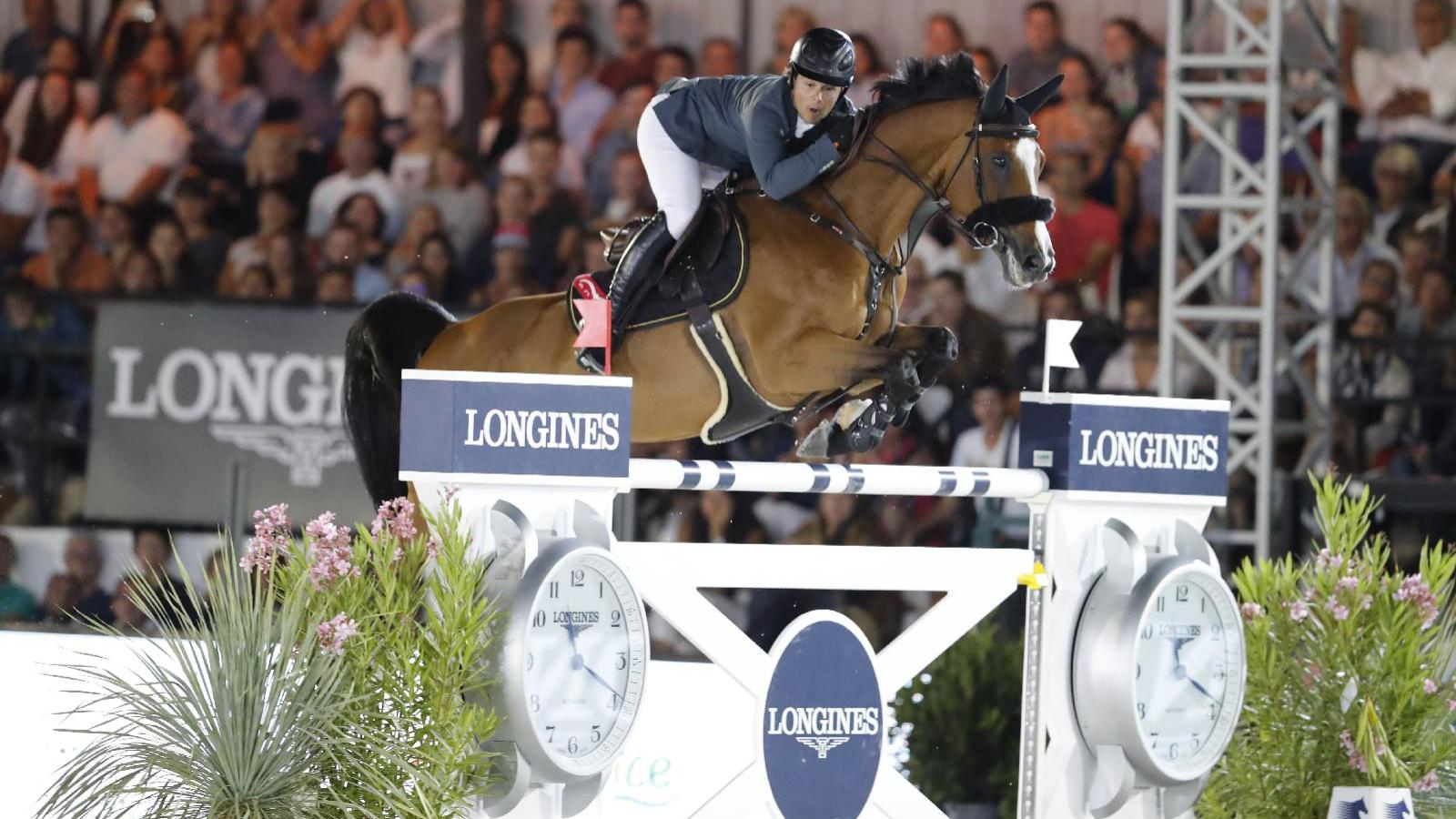 Longines Global Champions Tour; Cannes; Jumping; 2017