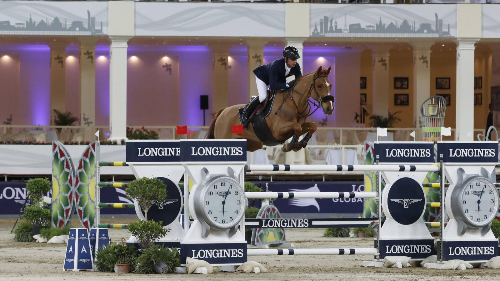 Longines Global Champions Tour of Doha; Jumping; 2019,pic4