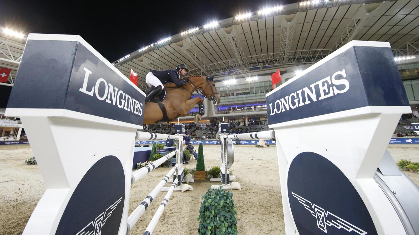 Longines Global Champions Tour of Doha; Jumping; 2019,pic5