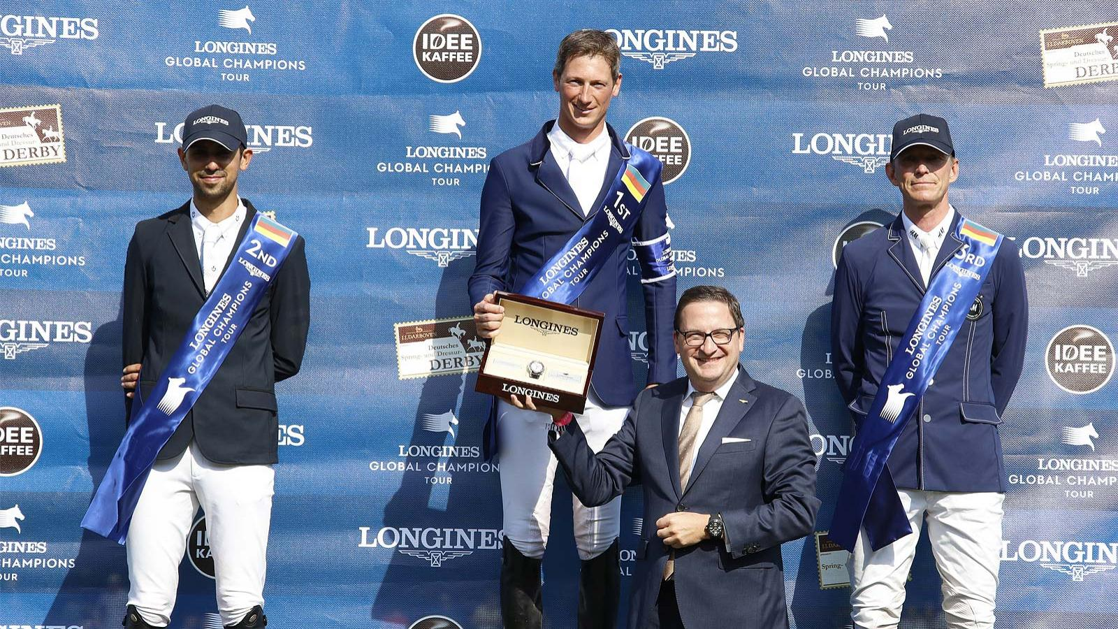 Longines Global Champions Tour of Hamburg; Jumping; 2019