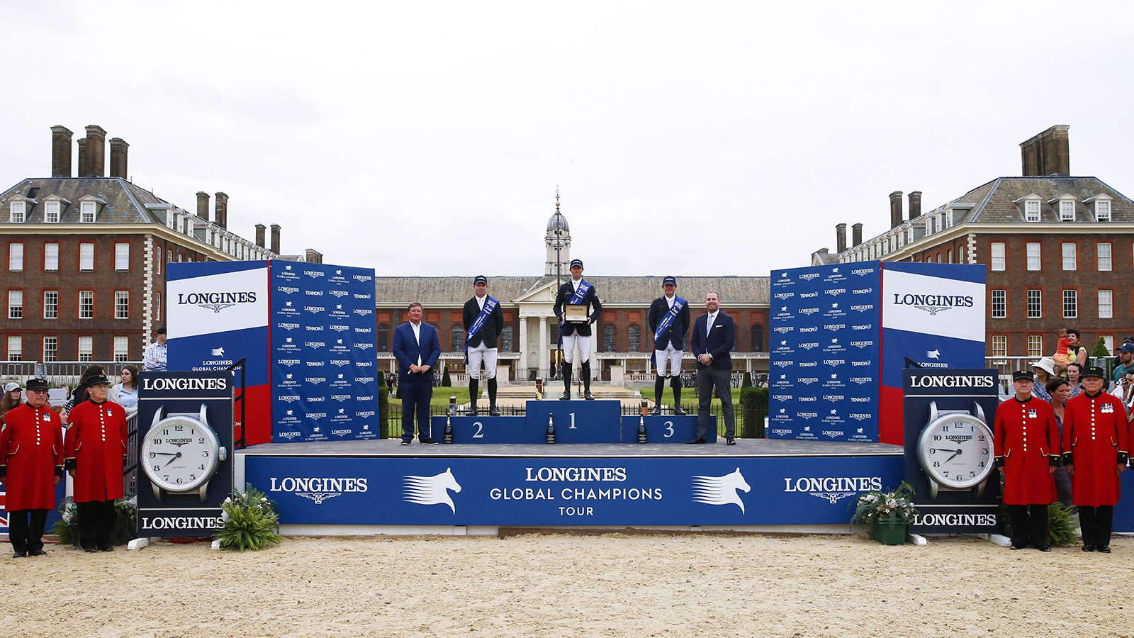Longines Global Champions Tour of London; Jumping; 2019,pic4