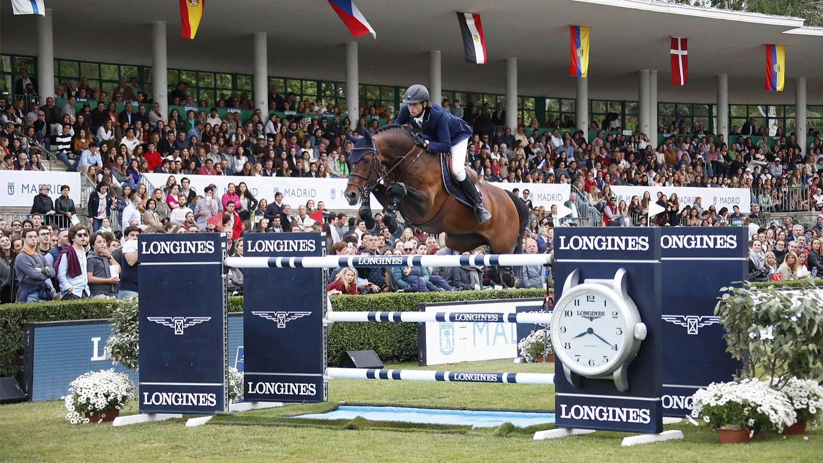 Longines Global Champions Tour of Madrid; Jumping; 2019