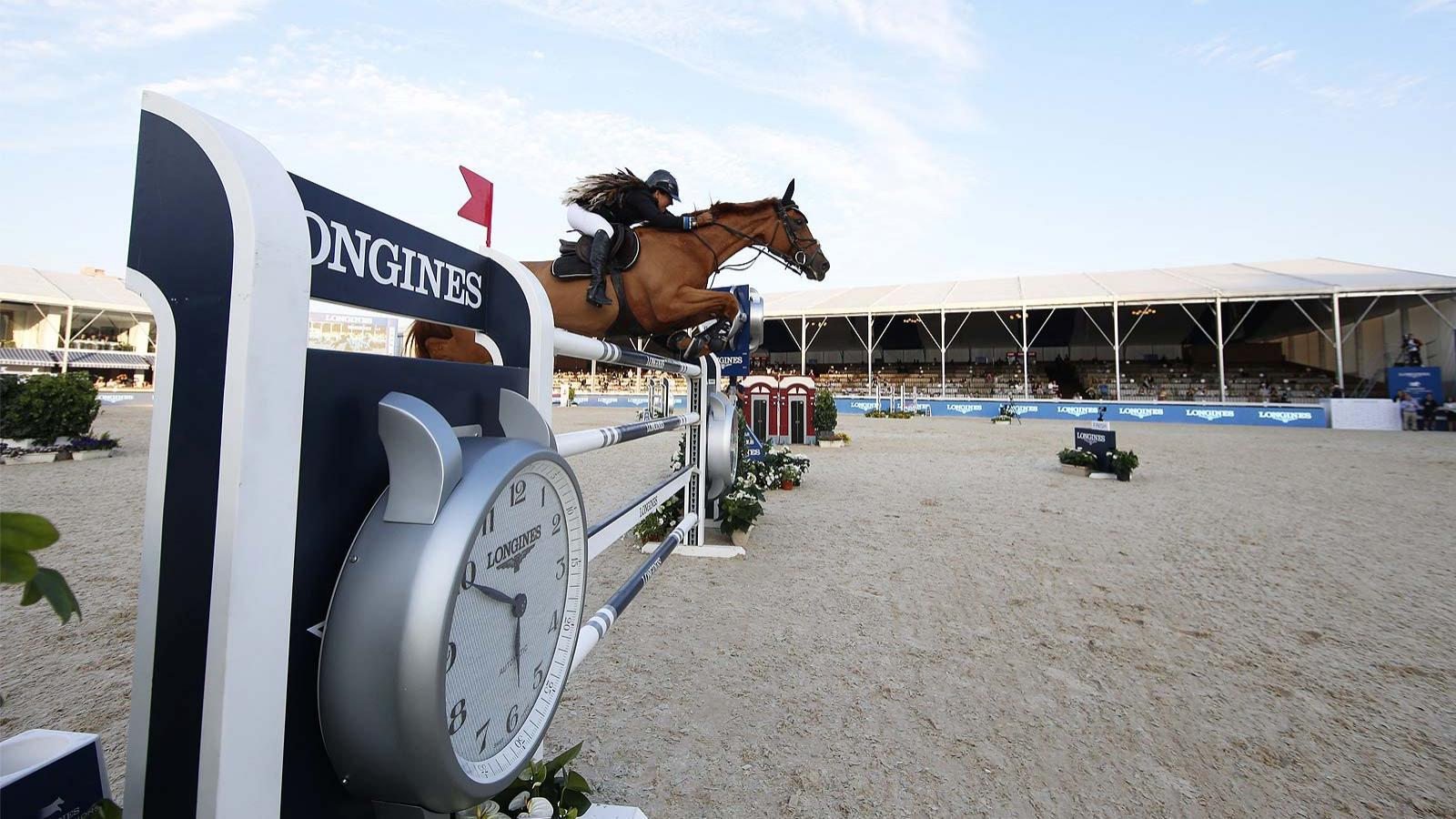 Longines Global Champions Tour of Shanghai; Jumping; 2019