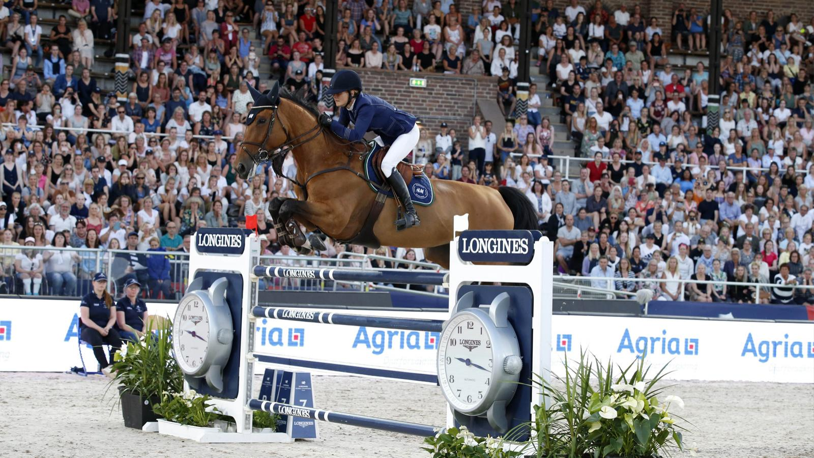 Longines Global Champions Tour of Stockholm; Jumping; 2019