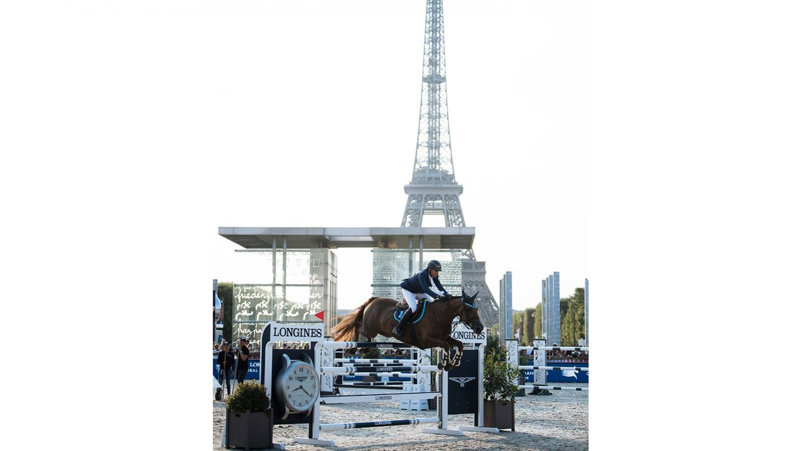 Longines Global Champions Tour; Paris;2018,pic2