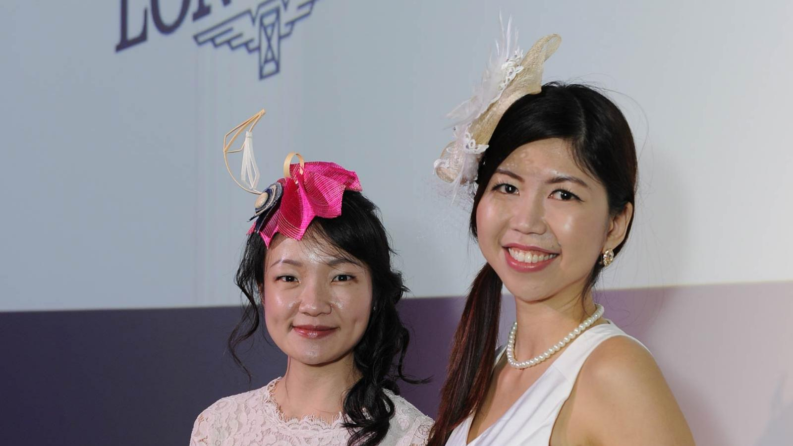 Longines Hat Party in Singapour; Longines Equestrian Collection; Singapore; Marina Bay; 2016