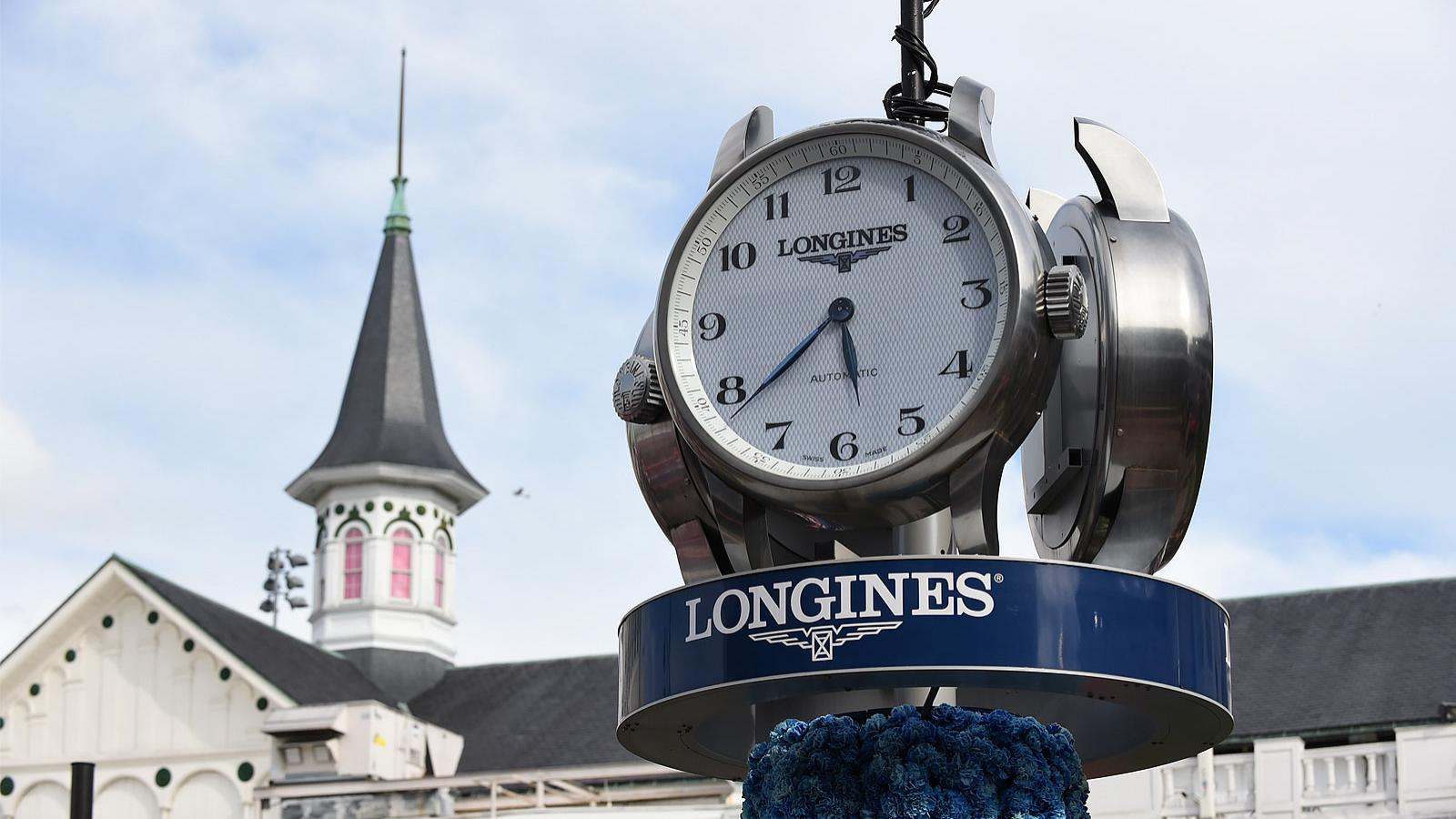 Longines Kentucky Oaks & Kentucky Derby, Longines Churchill Distaff Turf Mile; Horse Racing; 2019