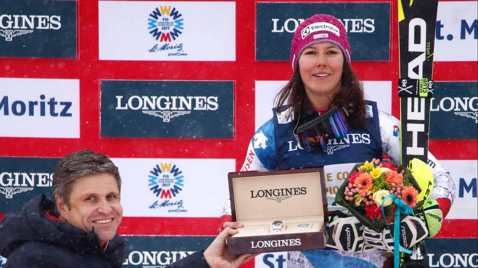 the FIS Alpine World Ski Championships St. Moritz 2017; the Conquest Classic collection; Alpine Skiing; 2017