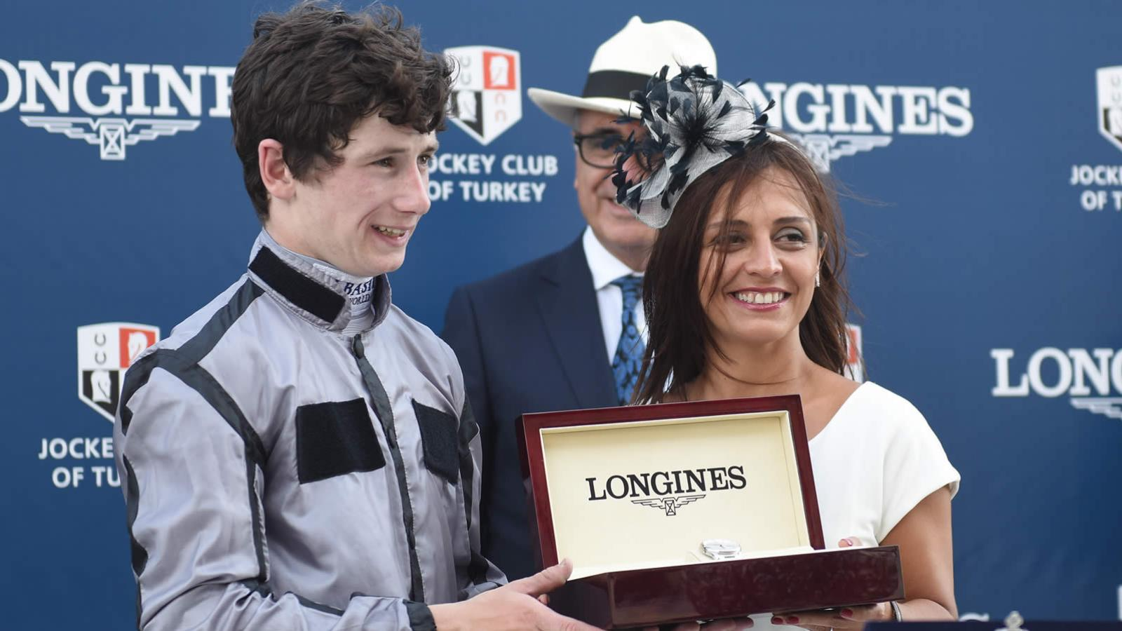 Longines Topkapi Trophy;Horse Racing;2016