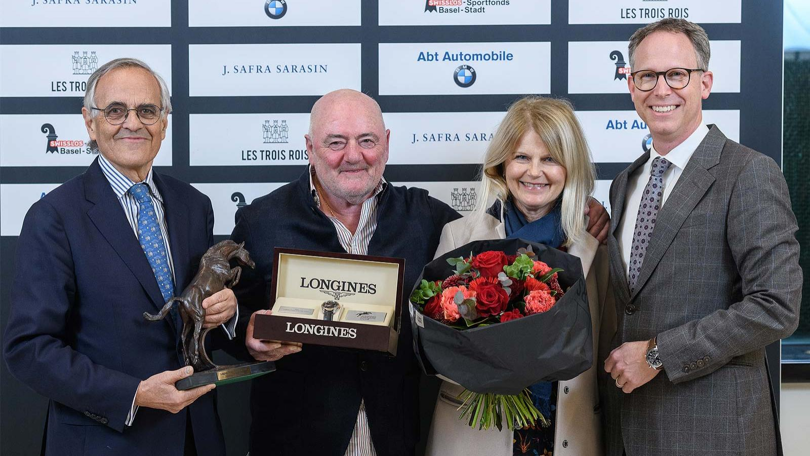Luigi Baleri; 2019 Longines Owner of the Year