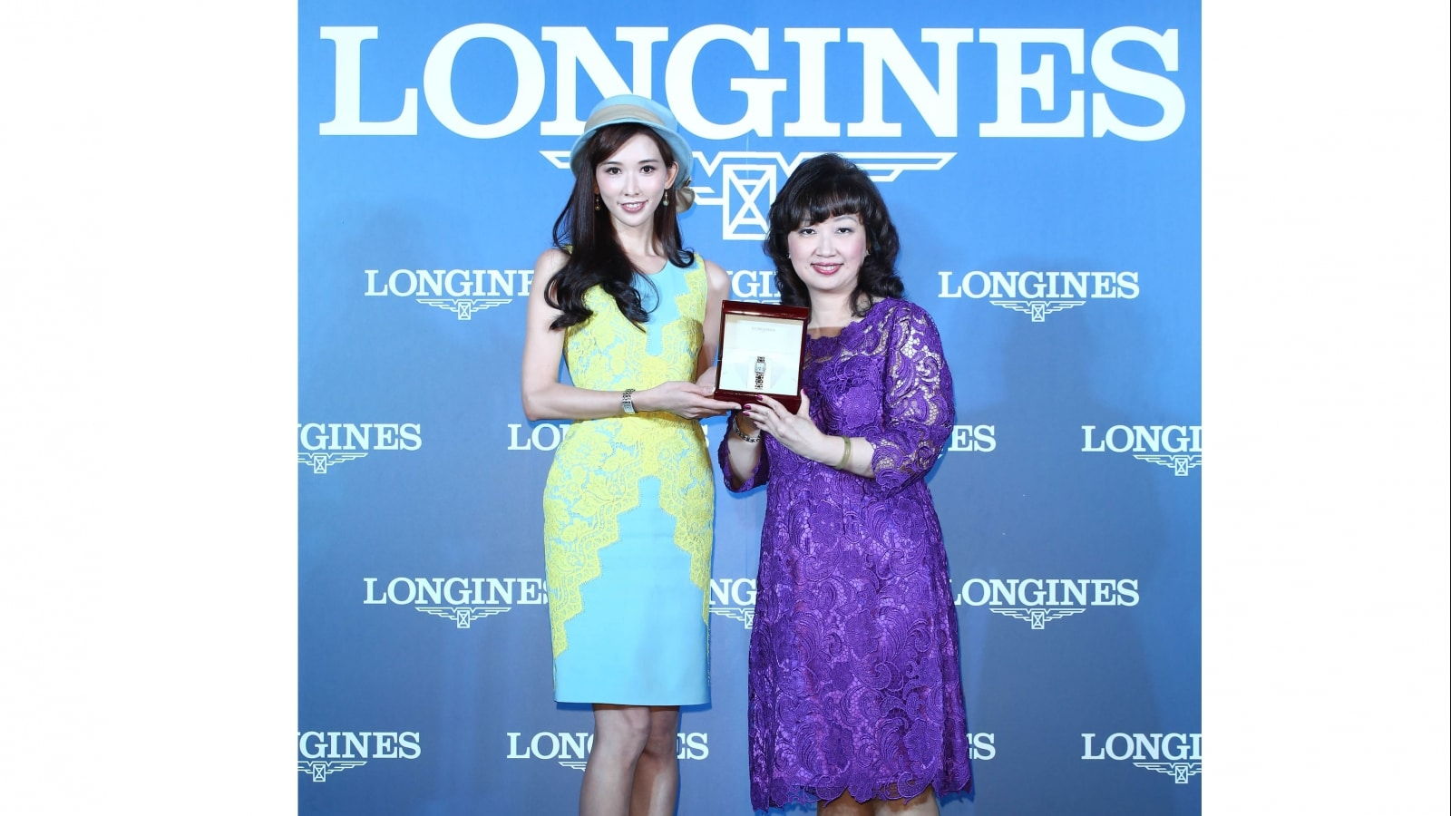 Longines DolceVita New Product Launch and Christmas Charity Event