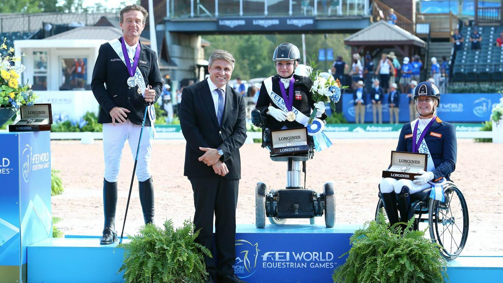 WEG, World Equestrian Games 2018, Tryon, Record Collection,pic1