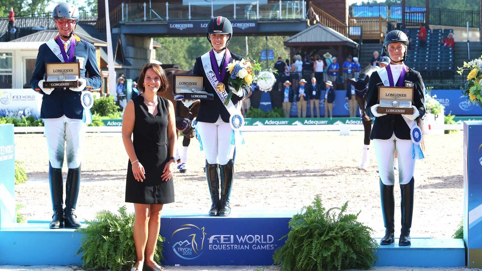WEG, World Equestrian Games 2018, Tryon, Record Collection,pic2