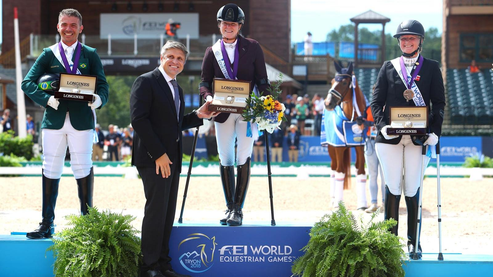 WEG, World Equestrian Games 2018, Tryon, Record Collection,pic3