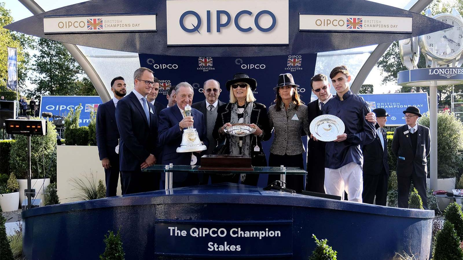 QIPCO British Champions Day; Horse Racing; 2019