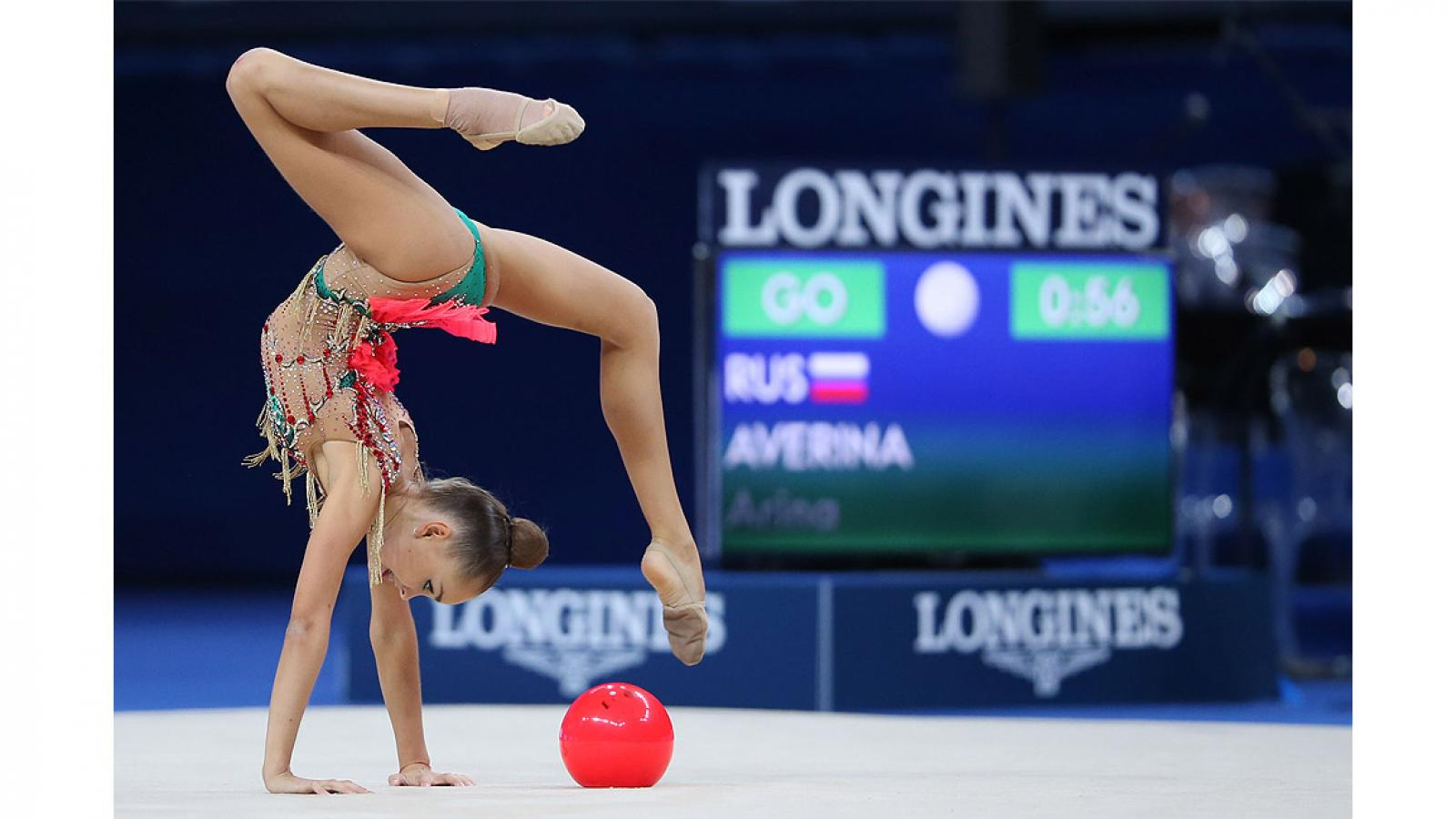 Arina and Dina Averina; Ambassadors of Elegance