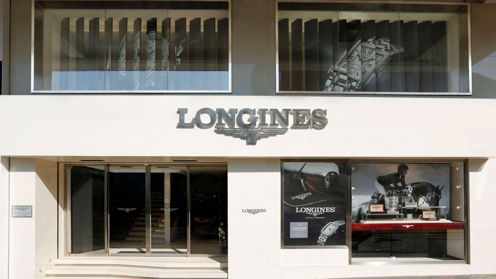 Trphies,Hong-Kong,Longines Boutique, Longines Masters