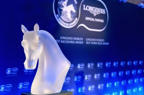 2018 Longines World's Best Racehorse; Longines World's Best Horse Race Ceremony; London