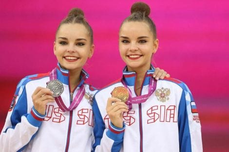 37th Rhythmic Gymnastics World Championships 2019; Gymnastics; 2019