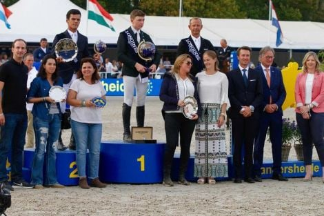FEI/WBFSH World Breeding Jumping Championships for Young Horses; Jumping; 2019