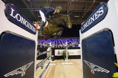 Longines; extends; Partnership; Jumping Indoor Maastricht