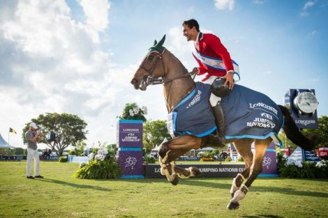 Longines FEI Jumping Nations Cup of USA; Wellington Palm Springs; Saut d'obstacles; 2019