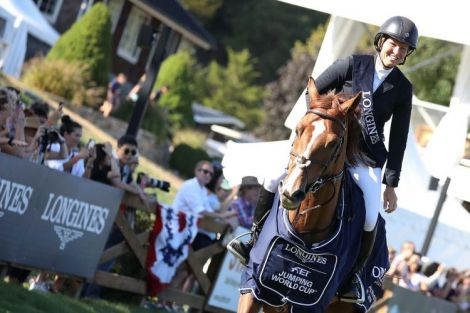 Longines FEI Jumping World Cup North American League - North Salem; Jumping; 2019