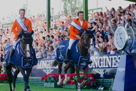 Jumping; Longines FEI Nations Cup; Division 1; Falsterbo International Horse Show presented by Longines