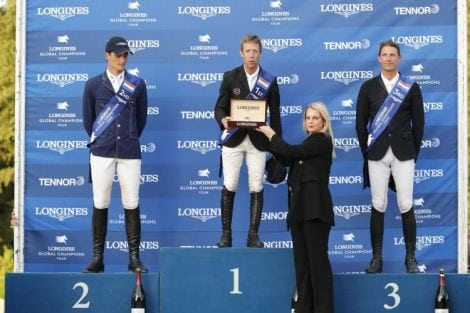 Longines Global Champions Tour of Valkenswaard; Jumping; 2019