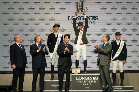 LONGINES Masters of PARIS; Jumping; 2019