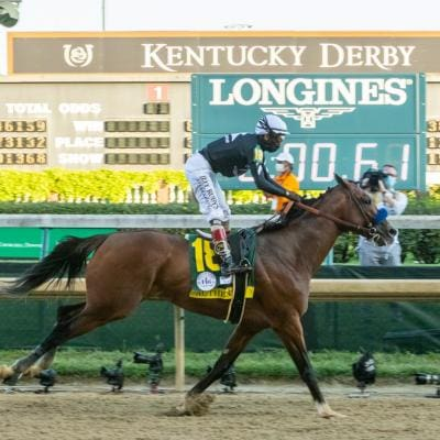 Longines Kentucky Oaks & Kentucky Derby 2020