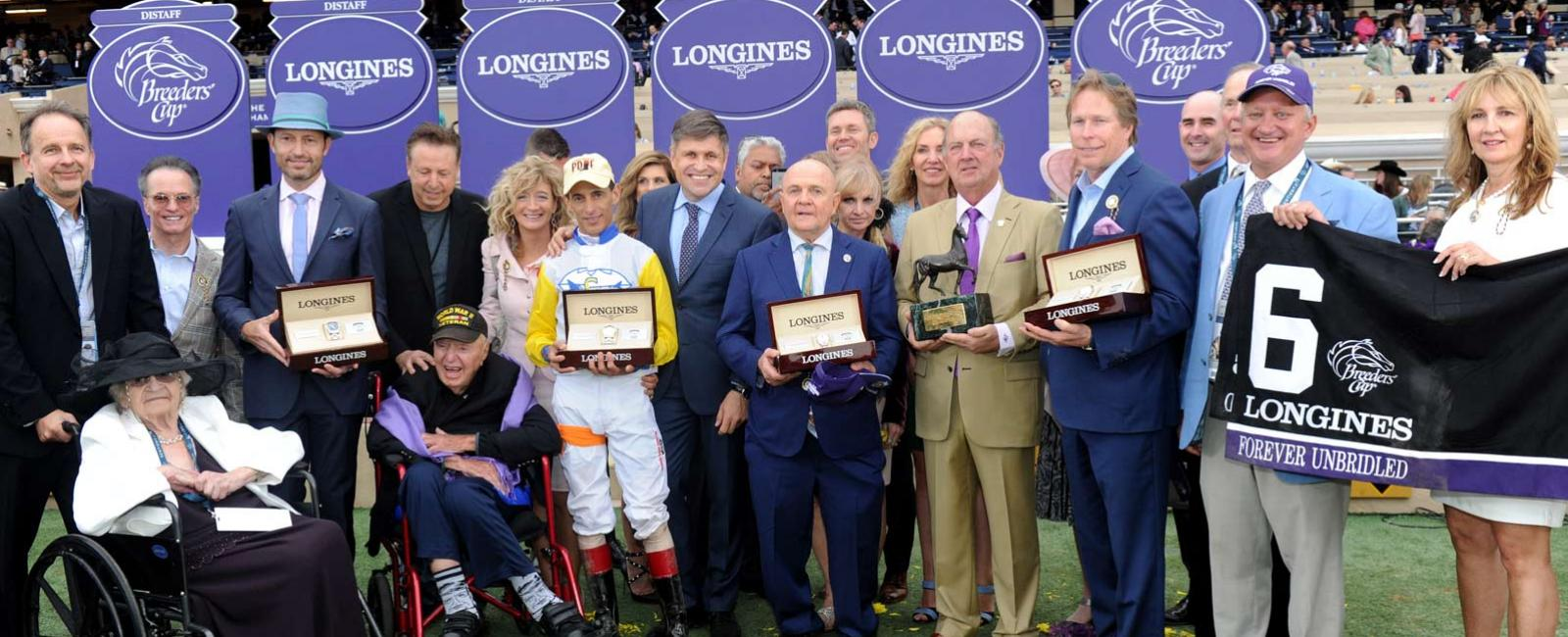 Breeders' Cup World Championships -  Longines Breeders' Cup Distaff and Longines Breeders' Cup Turf; Del Mar; Horse Racing; 2017
