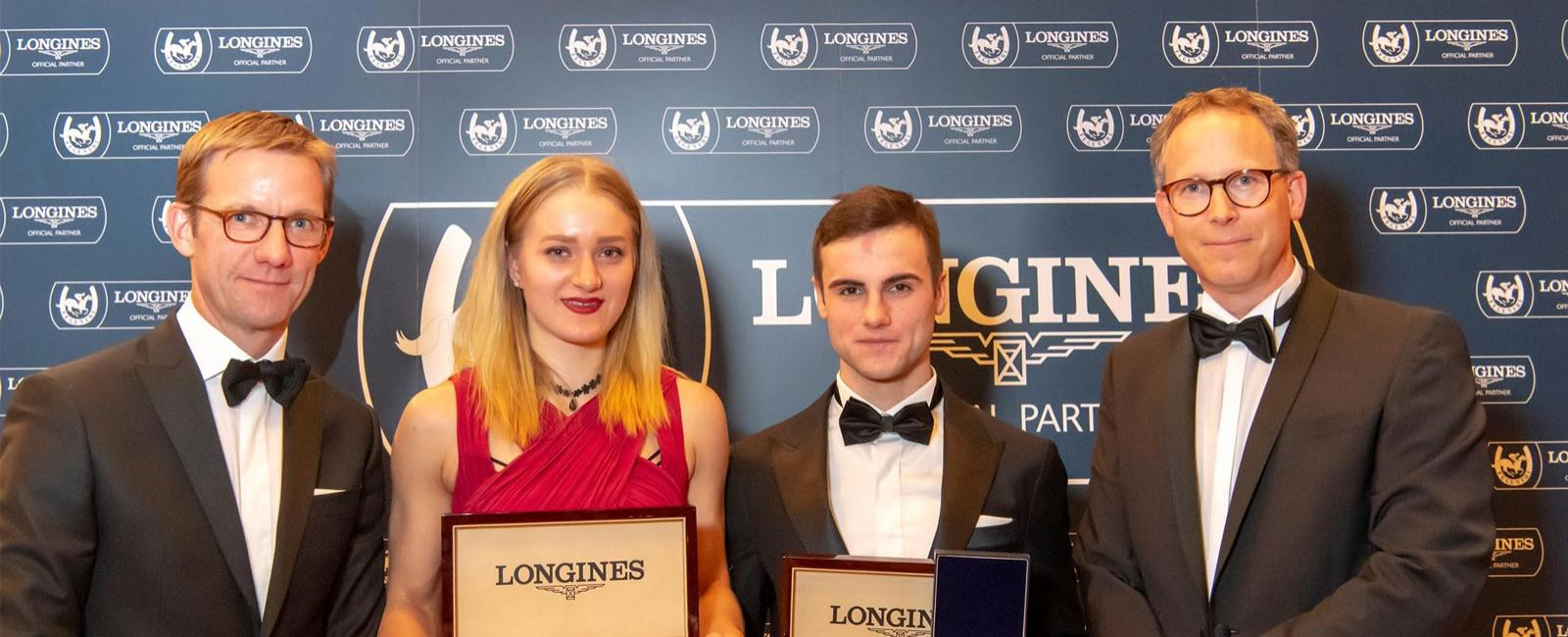 Fegentri general Assembly & Longines World Fegentri Championships for  Gentlemen and Ladies riders award ceremony; Horse Racing; 2019