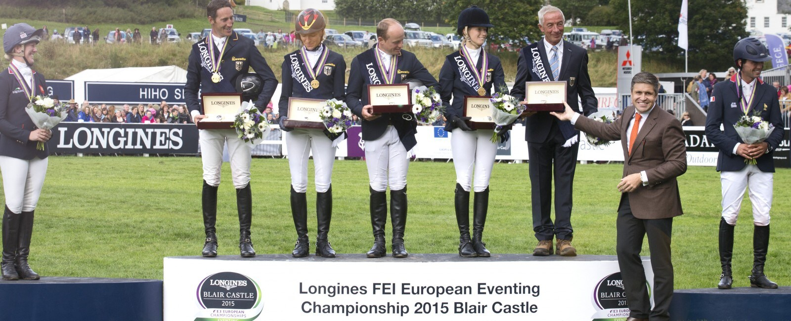 FEI European Championships Eventing