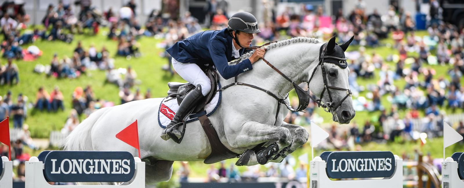 FEI Nations Cup - Division 1 - Longines CSIO Schweiz St-Gallen; Jumping; 2017