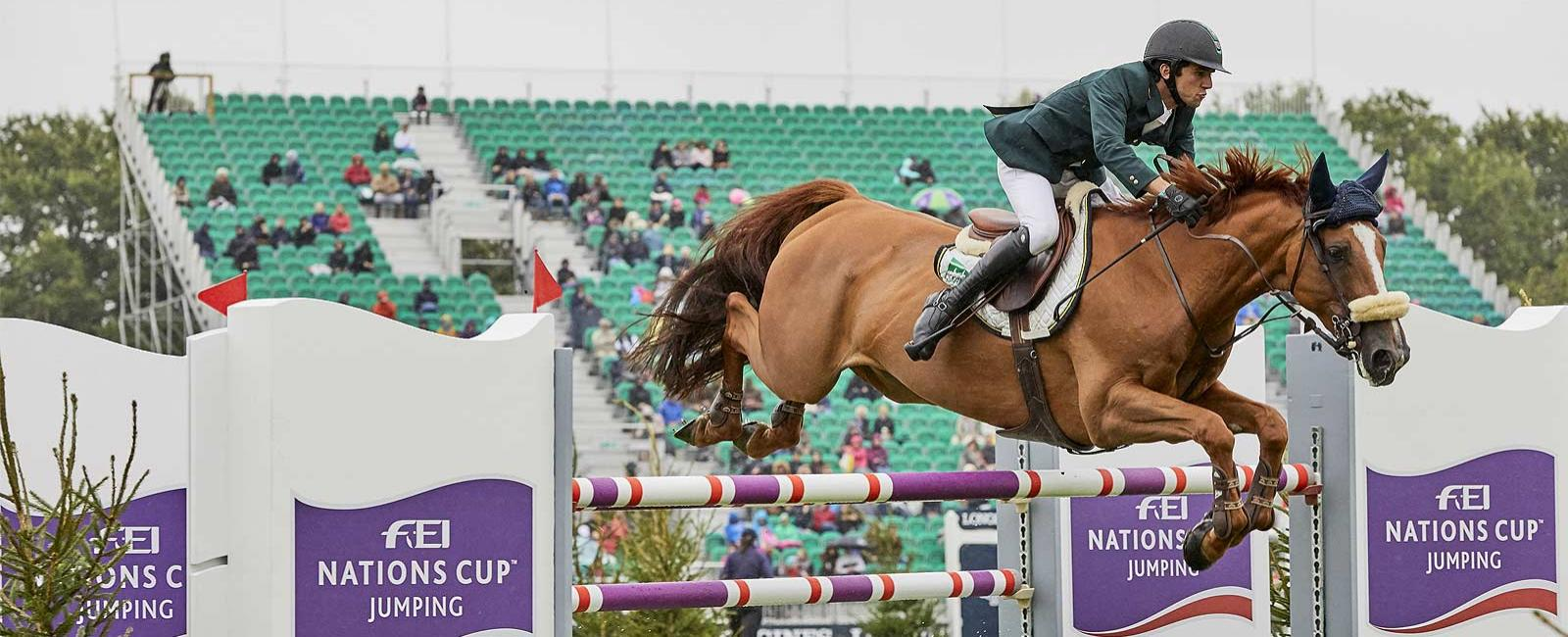 Aubepines Fei 1: Team Brazil Swept To Victory At The Longines Royal