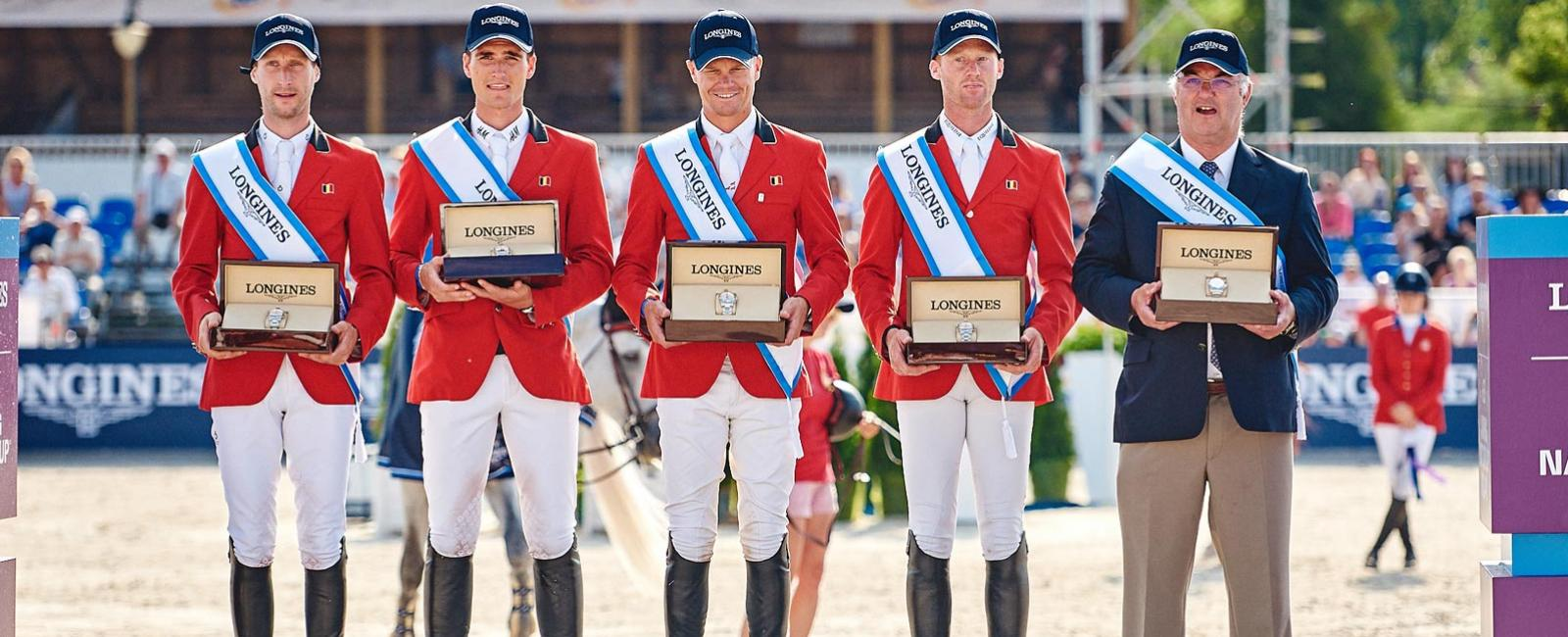 FEI Nations Cup; Division 1; Sopot