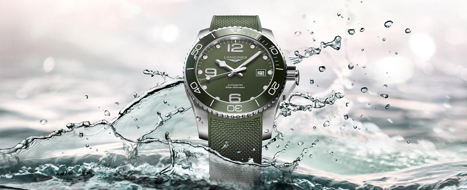 HydroConquest; a new look in green; products; 2020