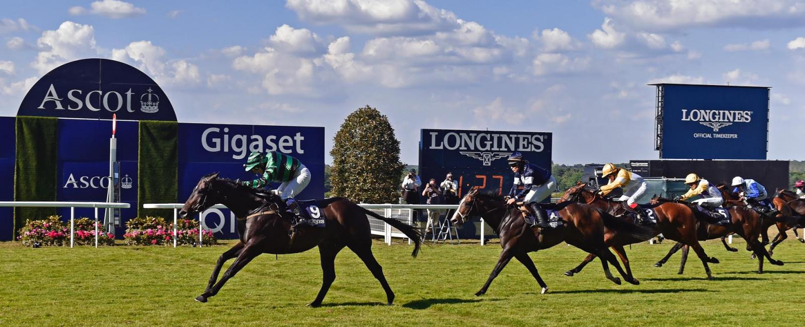 King George Day, The Longines Handicap Stakes 2016;Horse Racing;2016