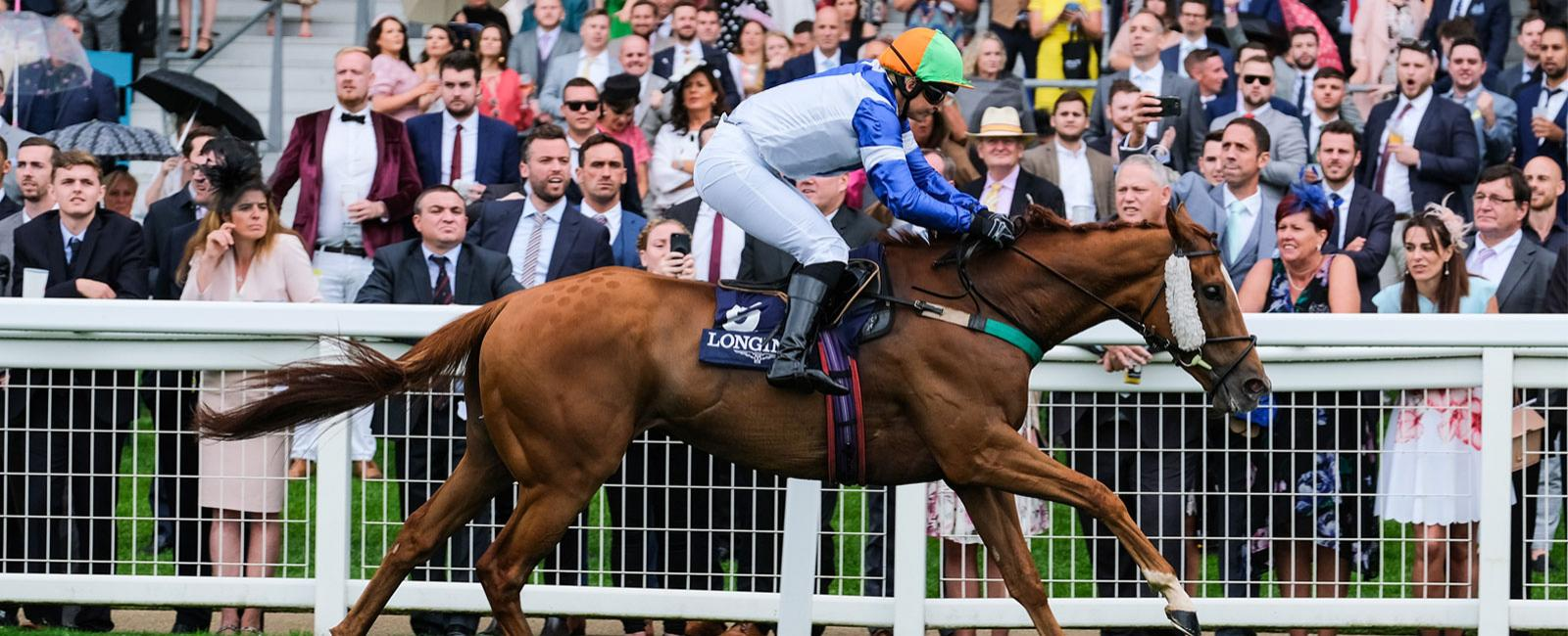 King George Day, The Longines Handicap Stakes; Pferderennen; 2019