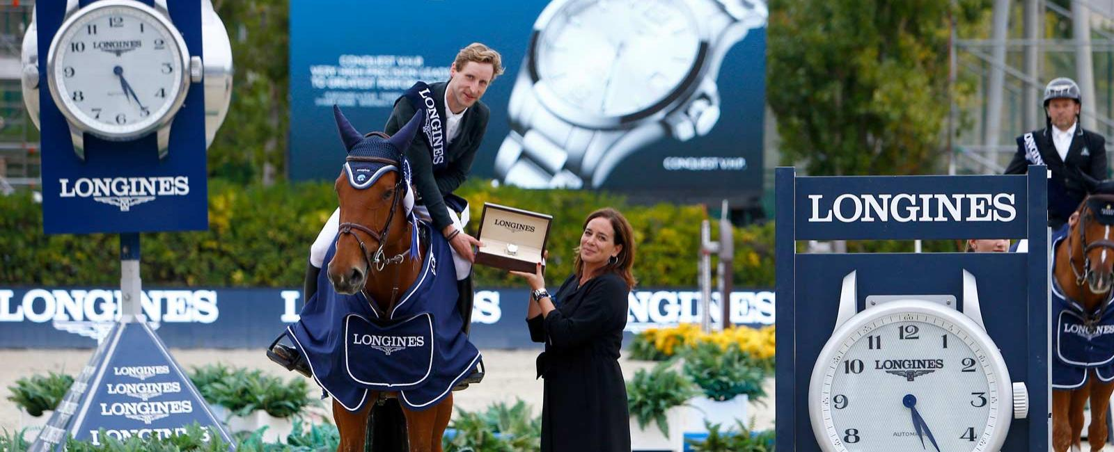 Longines Cup of the City of Barcelona;Jumpin;2017