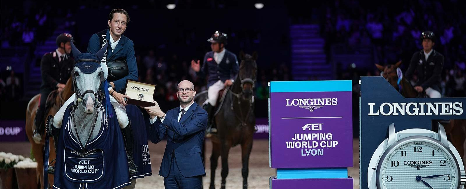 LONGINES EQUITA LYON - Concours Hippique International; Jumping; 2019