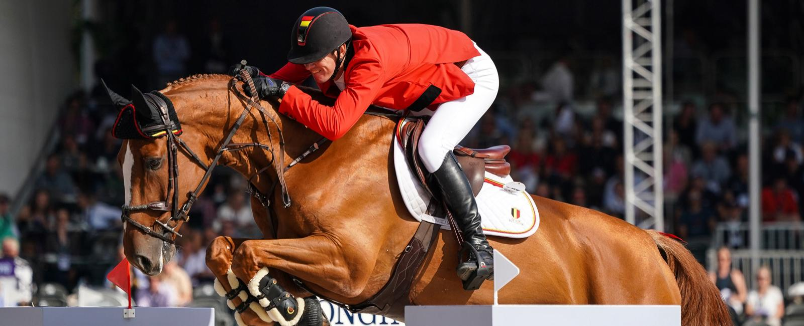 Longines FEI European Championships ; Sports équestres ; 2019