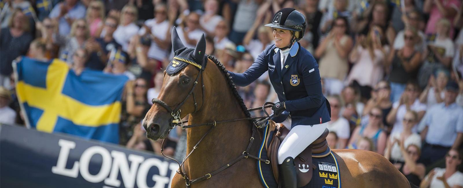 Longines FEI Jumping Nations Cup of Sweden - Falsterbo International Horse Show; Jumping; 2019