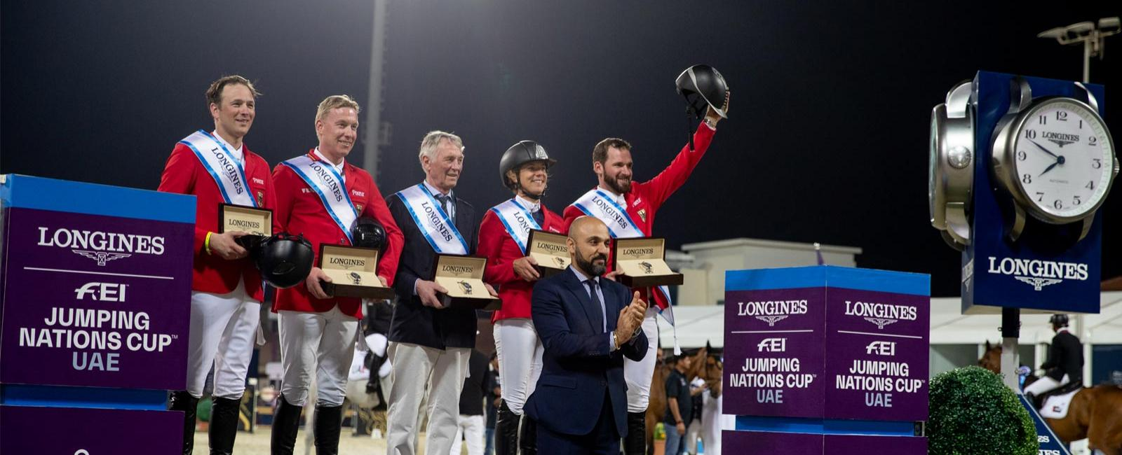 Longines FEI Jumping Nations Cup of UAE 2019; Saut d'obstacles; 2019