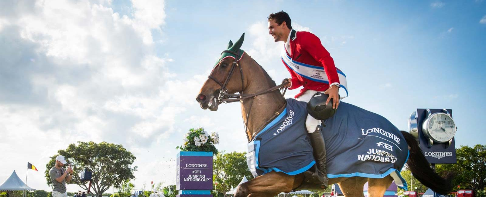 Longines FEI Jumping Nations Cup of USA; Wellington Palm Springs; Jumping; 2019