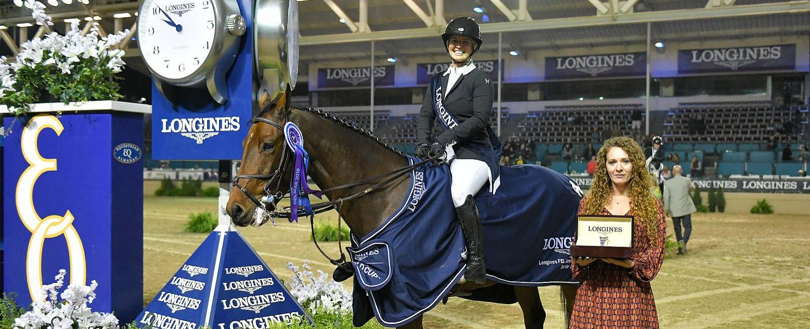 Longines FEI Jumping World Cup North American League - Del Mar; Saut d'obstacles; 2019