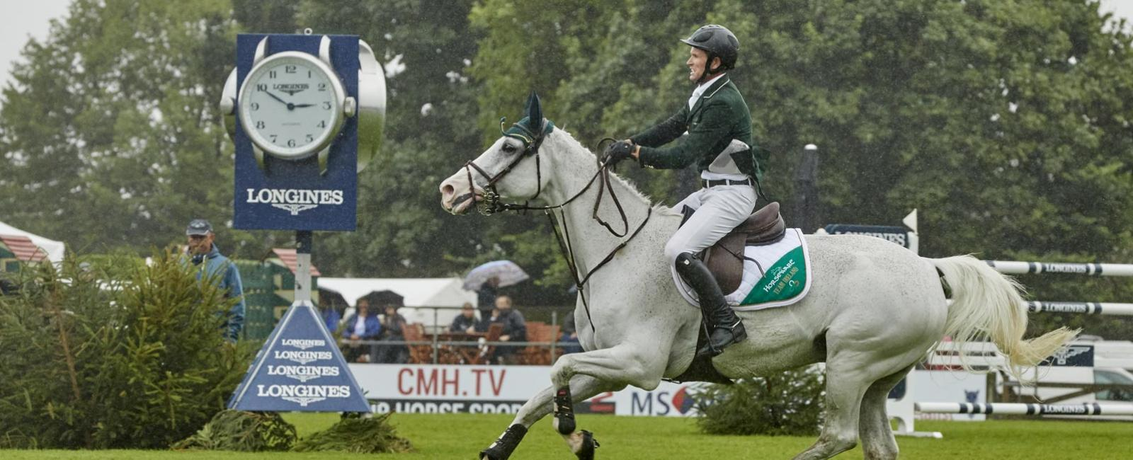 Jumping; Longines FEI Nations Cup; Division 1; The Longines Royal International Horse Show