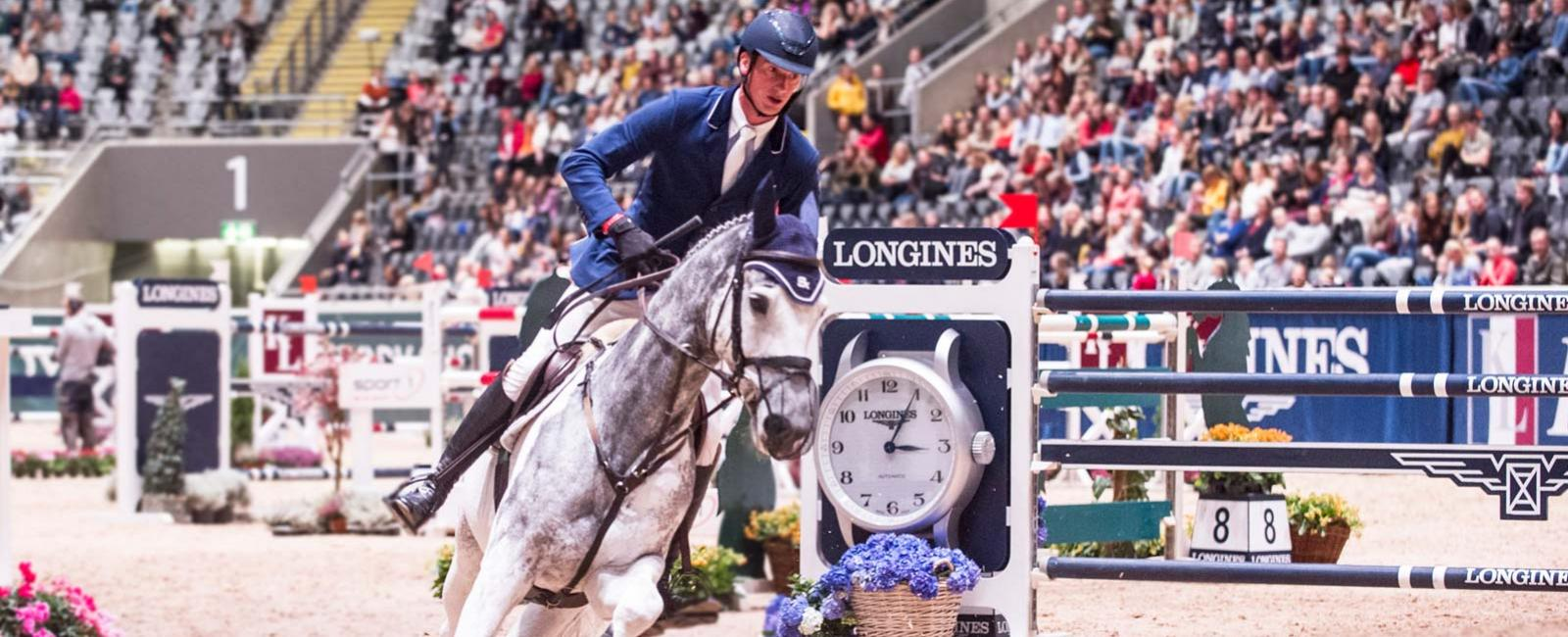 Longines FEI World Cup Western European League - Oslo Horse Show; Jumping; 2017